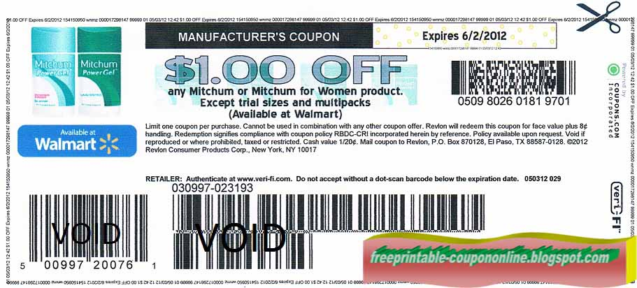 Walmart discount coupons 2018