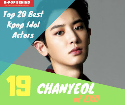 Chanyeol of EXO