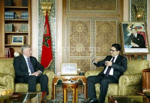 عاجل … استقالة المبعوث الأممي إلى الصحراء المغربية