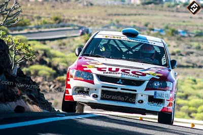 43 Rallye de Maspalomas