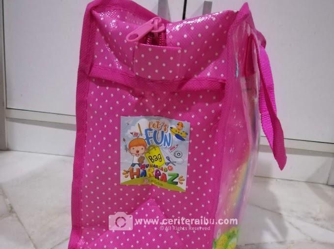 Lakukan Aktiviti Anak-anak Dengan Art Kit dari Let's Fun BOX