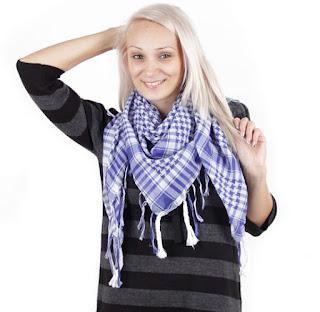Что такое арафатка и как ее правильно носить? http://prazdnichnymir.ru/