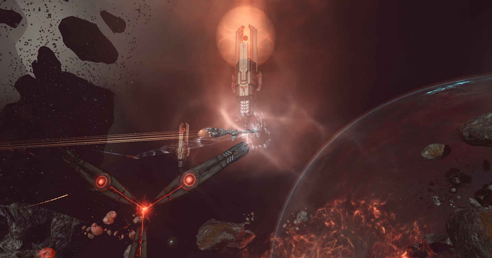 The Nosy Gamer: Yes, EVE Online Has Enjoyable PvE
