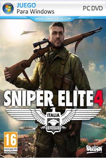 Sniper Elite 4 Deluxe Edition PC Full Español