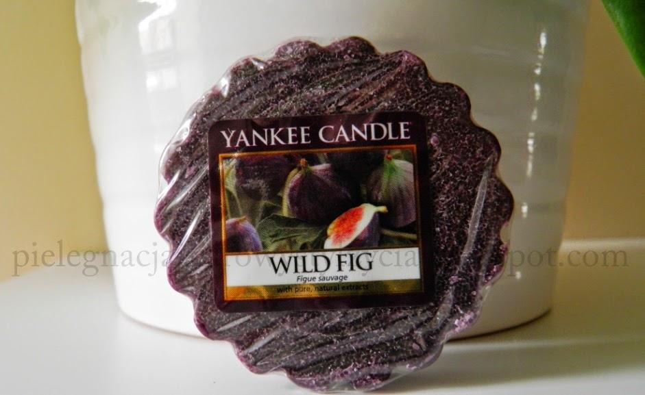 Yankee Candle: Juicy Peach i Wild Fig