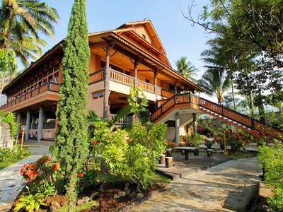 Info Harga Dan Fasilitas Danau Dariza Hotel & Resort