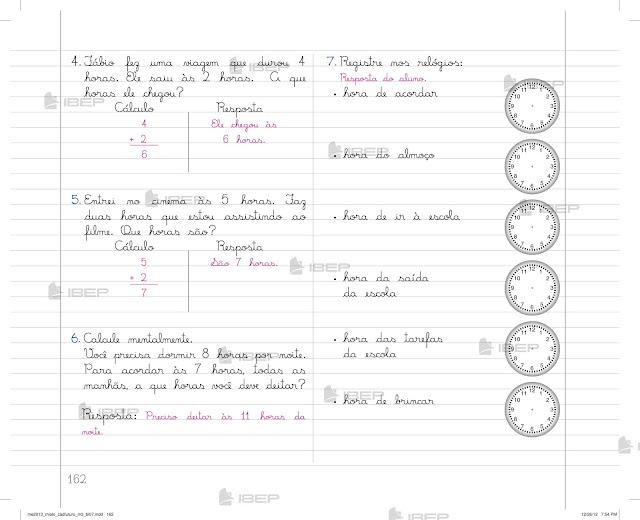 Matematica 3 Ano Fundamental
