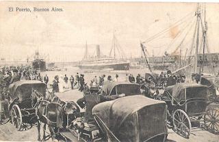 argentina antes