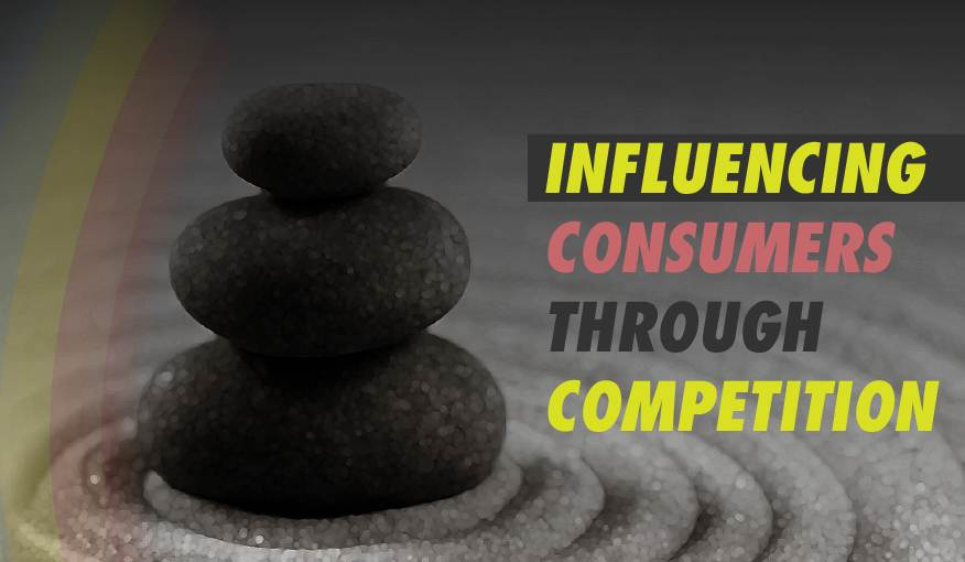 Influencing Customers through Social Media Contests 2014 - infographic