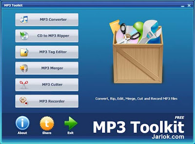 Mp3 Toolkit Converter