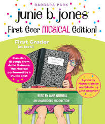 Audiobook Review: Junie B. Jones: First Ever Musical Edition!