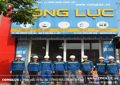 Công ty lắp đặt tổng đài điện thoại ở Hải Phòng
