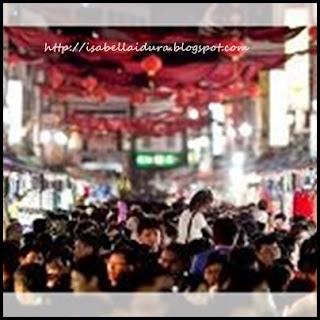 china town, tempat menarik, shopping, singapura