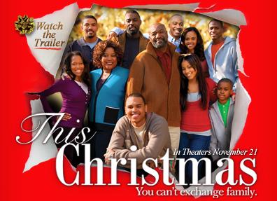 This Christmas Sharon Leal.This Christmas