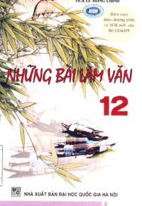 Những Bài Làm Văn 12 - Phạm Minh Hiệu