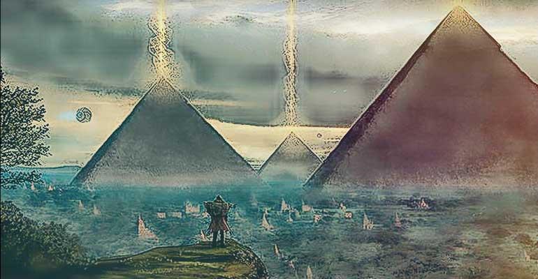 energia piramid