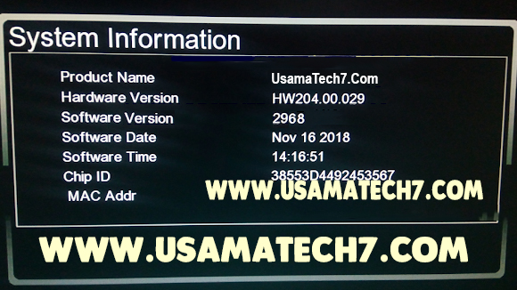 1506c New Software November 2018