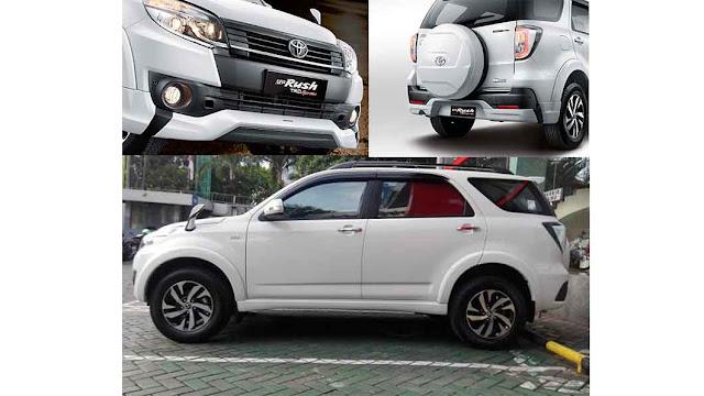Kelebihan Dan Kekurangan Toyota Rush