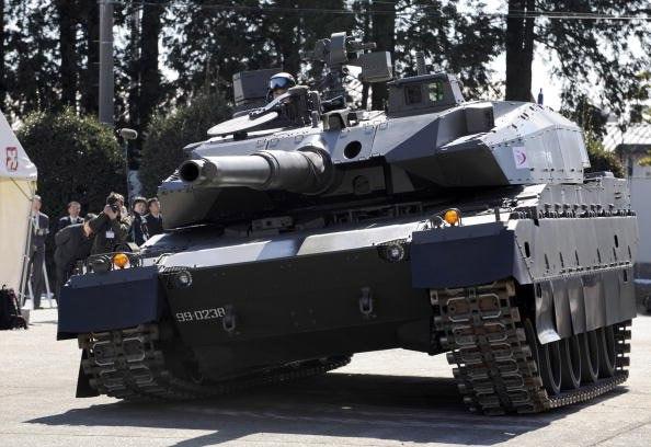 Танк Тип 10