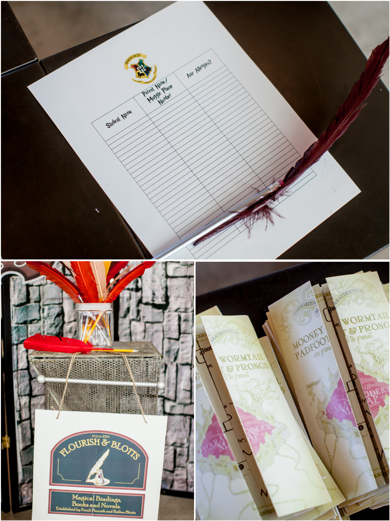 Extrêmement Harry Potter Inspired 9th Birthday Party | Party Ideas | Party  MK48