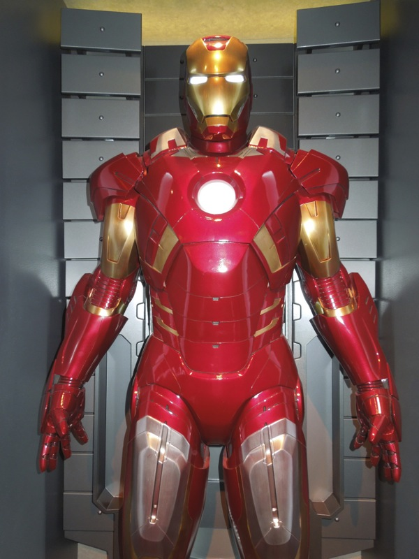 Avengers Iron Man Mark VII suit