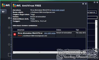 Cara Mengatasi Virus Win32/VIRUT