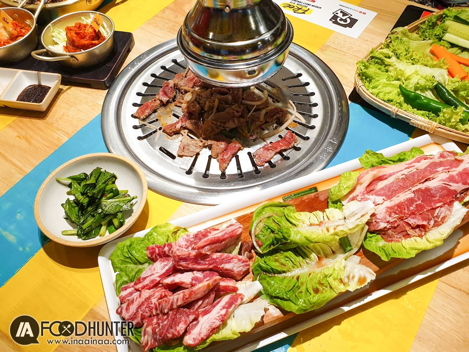 SEOULNAMI KOREAN BBQ - Hak Milik Ina Ainaa