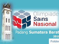 Olimpaide Sains Nasional (OSN) 2018  dilaksanakan di Kota Padang Sumatera Barat