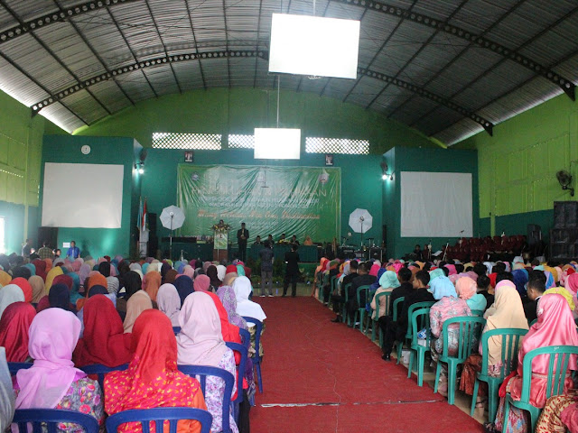Purnawiyata Kelas XII MAN 2 Ponorogo Tahun 2017