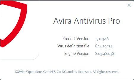 Avira Antivirus Pro v15.0.32.6 (2017) Español Full Crack