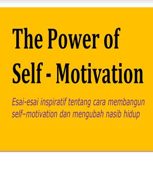 Ebook: Self Motivation - Strategi Bisnis