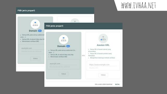 Cara Menambahkan Properti Terbaru di Google Webmaster Tool 2019