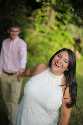 fort myers engagement shoot