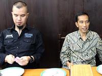 Hari Minggu, Ahmad Dhani Sudah Posting Tulisan Soal Politik dan Bawa-bawa Nama Jokowi