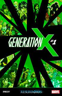 Generation-X #1