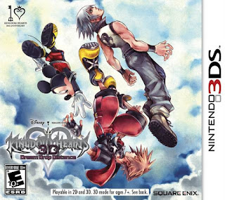 Kingdom Hearts 3D Dream Drop Distance 3DS ROM Cia - isoroms com