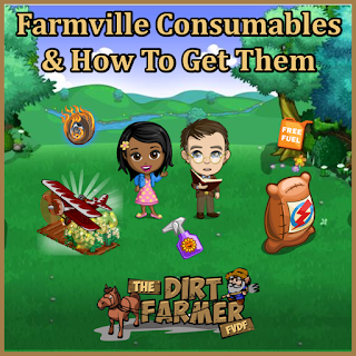 Farmville Consumables and How to Get them