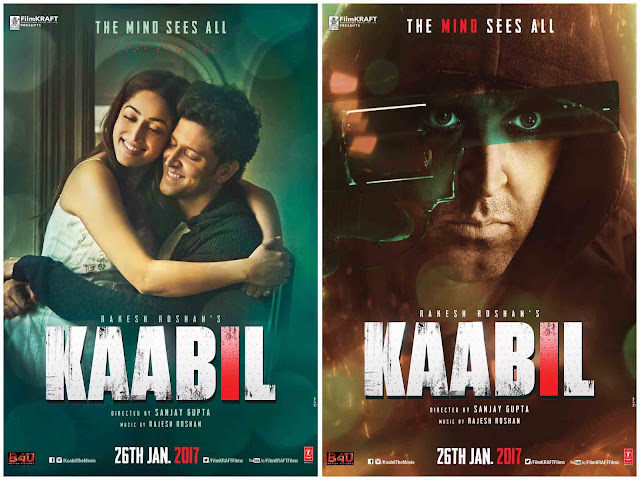 Kaabil 4th Day Collection, 4 Day Box Office Collection