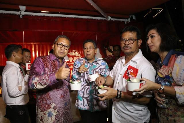 Pinisi Pop Up Gallery Dapat Pujian Dari Wali Kota Makassar