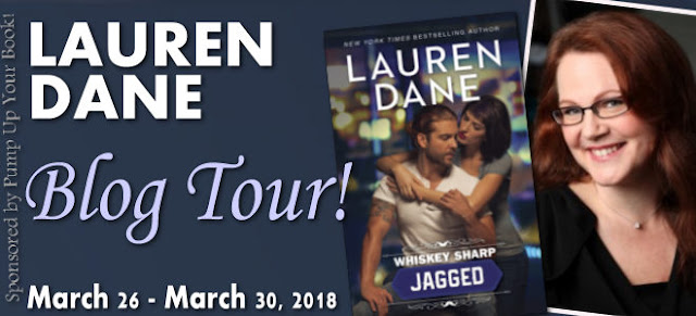 Book Spotlight: Whiskey Sharp: Jagged by Lauren Dane