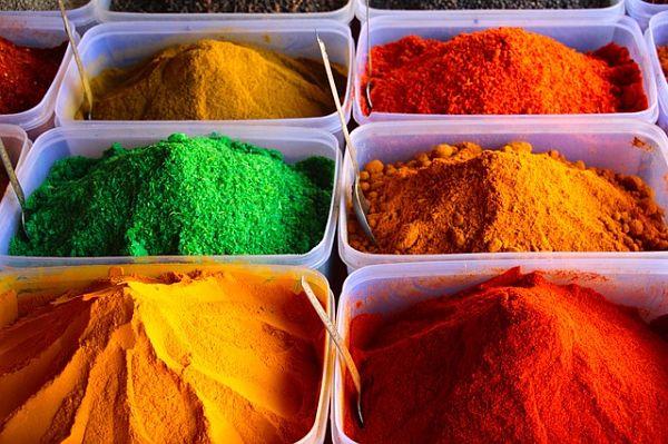 curry propiedades y beneficios