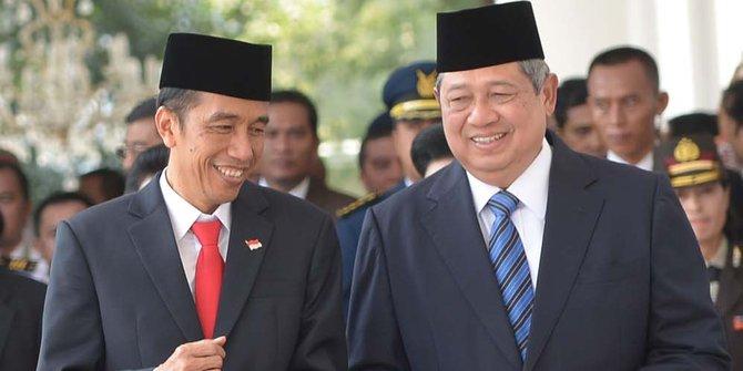 Tanggapi Cuitan SBY, Jokowi: Semua Hadapi Hoax, Tak Perlu Mengeluh