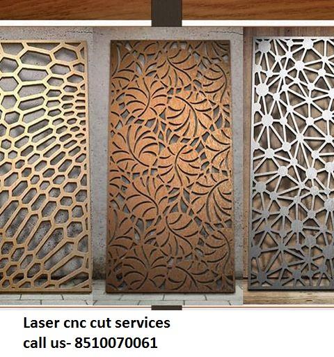 Laser Cnc Cut Services Mdf Pvc Wpc Ms Ss Laser Cnc