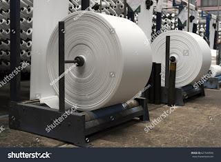 Non woven bag manufacture