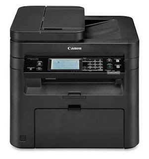 Its dark as well as white Light Amplification by Stimulated Emission of Radiation printing ensures crisp text as well as impressive graphics Canon imageCLASS MF247dw Driver Download