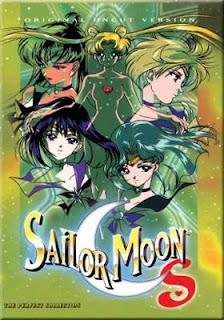 Baixar Sailor Moon S Completo no MEGA