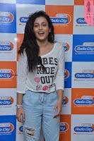 Cute Actress Misti Chakravarthi at Babu Baga Busy Team at Radio City ~  Exclusive 8th April 2017 011.JPG