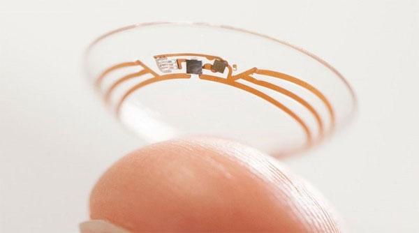 Google desarrolla unas lentillas inteligentes