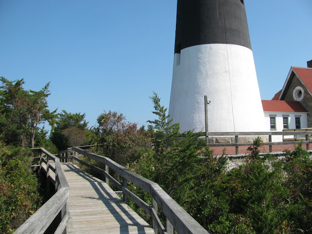The-Entrance-to-the-Fire-Island-Lighthouse-NY