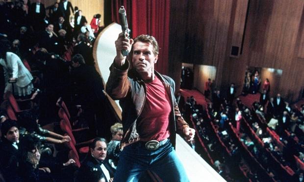 Arnold Schwarzenegger Last Action hero 1993